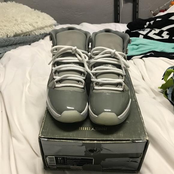 2905da97f1c310 Jordan Other - Cool Grey 11s